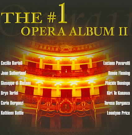 #1 OPERA ALBUM II (CD)